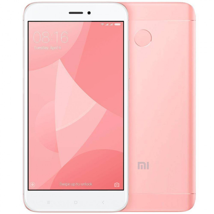 Xiaomi Redmi 4X 3/32Gb (Розовый)