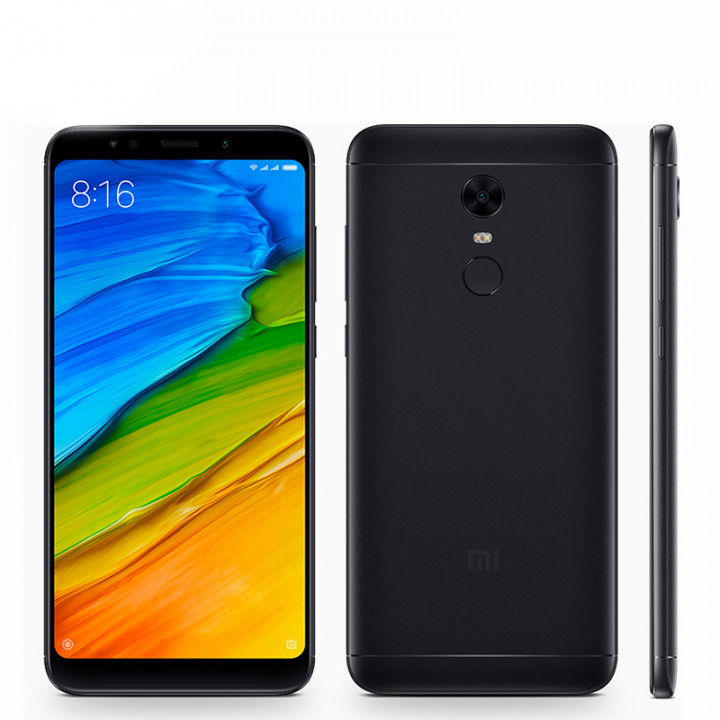 Xiaomi Redmi 5 Plus 4/64Gb Global Version (Черный)