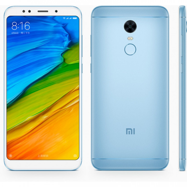 Xiaomi Redmi 5 Plus 3/32Gb Global Version (Синий)