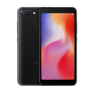 Xiaomi Redmi 6 4/64Gb Global version (Черный)