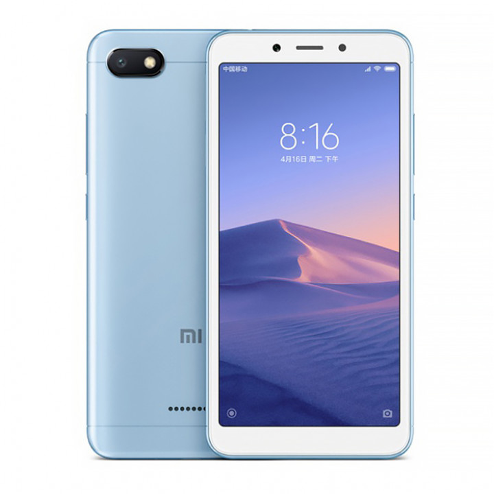 Xiaomi Redmi 6A 2/32Gb Global version (Синий)