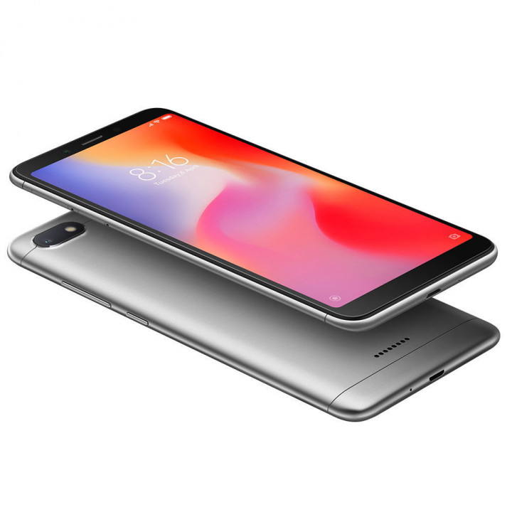 Xiaomi Redmi 6A 2/16Gb Global version (Серый)