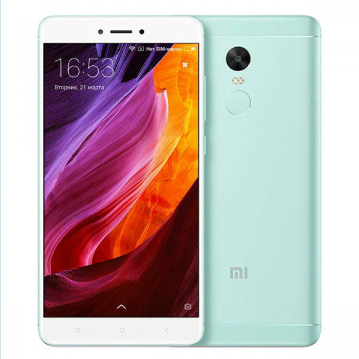 Xiaomi Redmi Note 4X 3/32Gb (Зеленый)