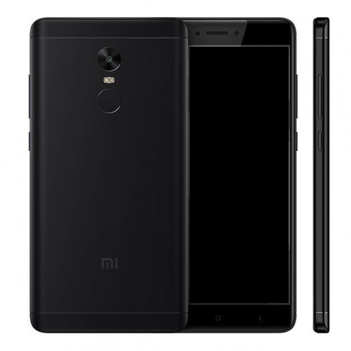 Xiaomi Redmi Note 4X 3/32Gb Global Version (Черный)