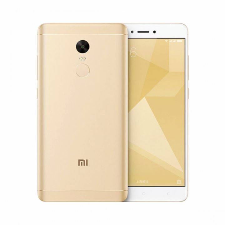 Xiaomi Redmi Note 4X 3/16Gb (Золотой)