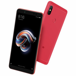 Xiaomi Redmi Note 5 3/32Gb Global Version (Красный)