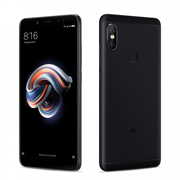 Xiaomi Redmi Note 5 3/32Gb Global Version (Черный)