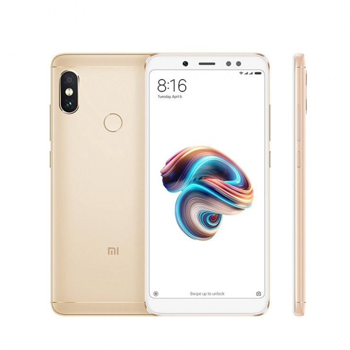 Xiaomi Redmi Note 5 4/64Gb Global Version (Золотой)