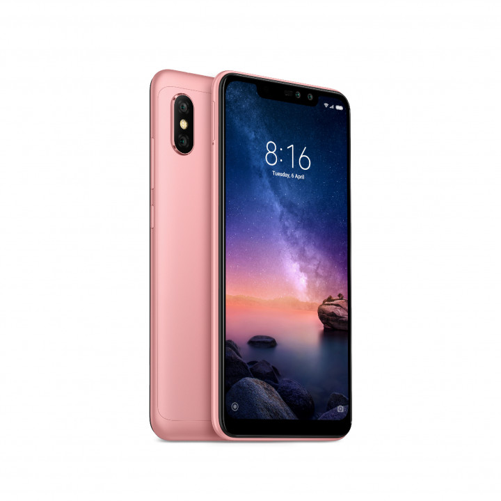 Xiaomi Redmi Note 5 3/32Gb Global Version (Розовый)
