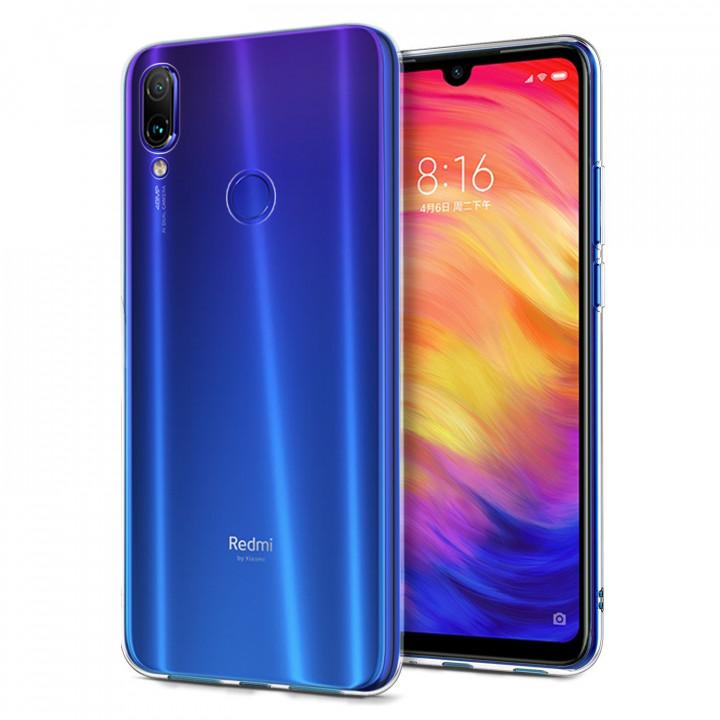 Xiaomi Redmi Note 7 4/128Gb Global Version (Синий)