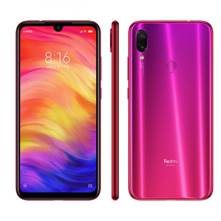 Xiaomi Redmi Note 7 4/128Gb Global Version (Розовый)