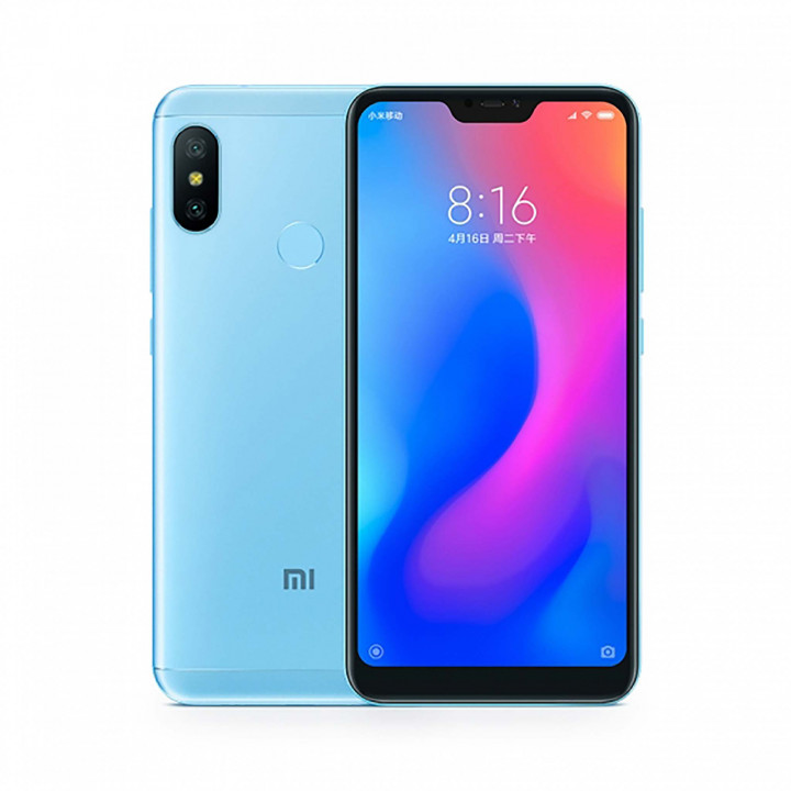 Xiaomi Mi A2 Lite 3/32Gb Global Version (Голубой)