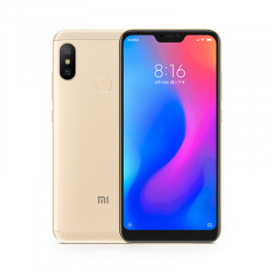 Xiaomi Mi A2 Lite 4/32Gb Global Version (Золотой)