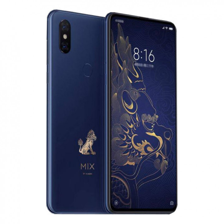 Xiaomi Mi Mix 3 6/128Gb Global Version (Синий)