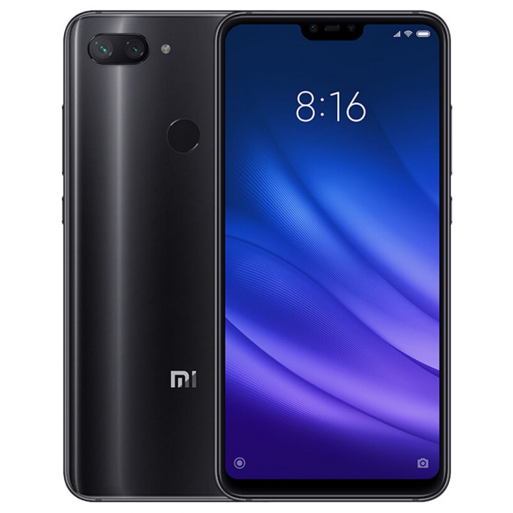 Xiaomi Mi8 Lite 6/128Gb Global Version (Черный)