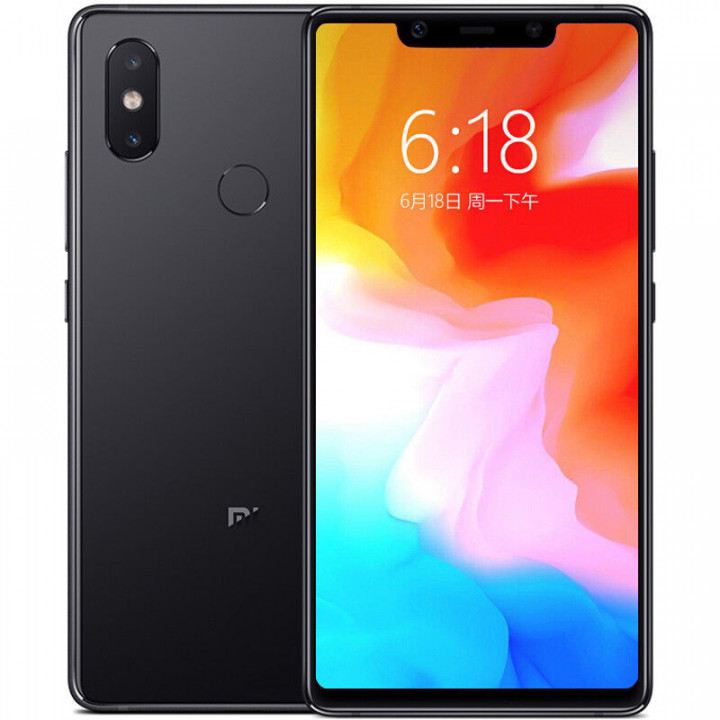Xiaomi Mi8 6/128Gb Global Version (Черный)