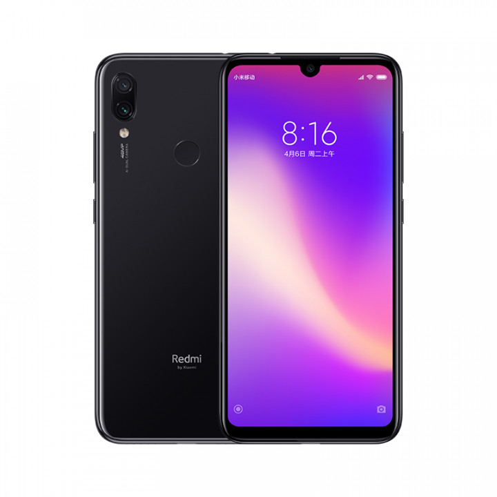 Xiaomi Redmi 7 3/64Gb Global Version (Черный)