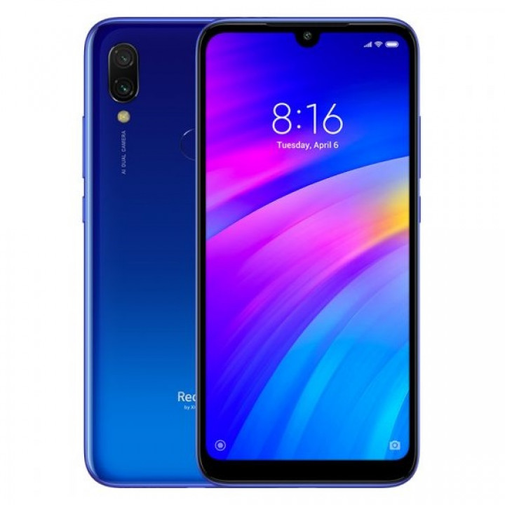 Xiaomi Redmi 7 3/32Gb Global Version (Синий)