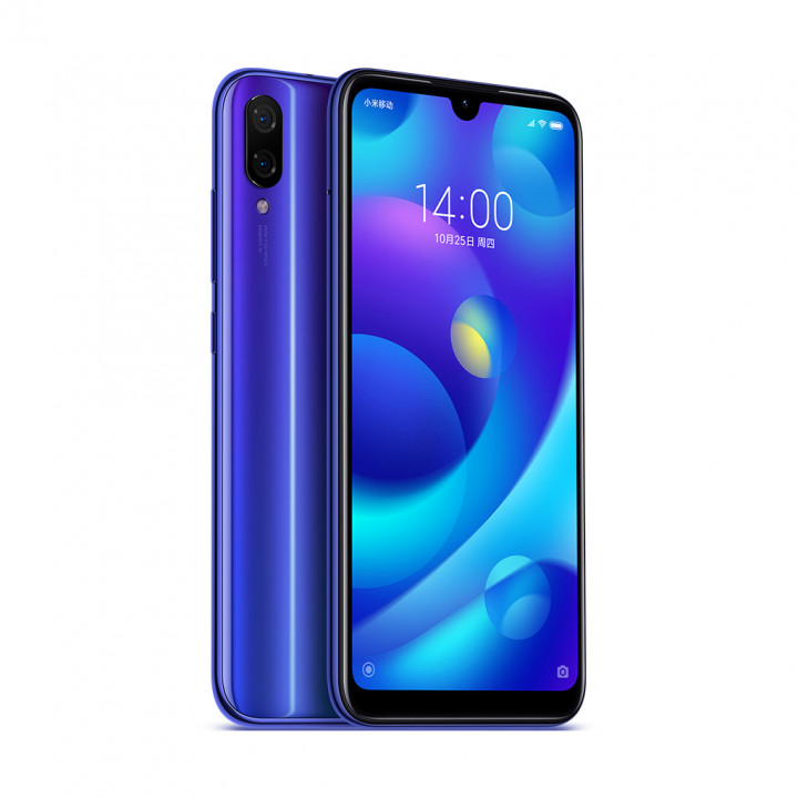 Xiaomi Mi Play 4/64Gb Global Version (Синий)