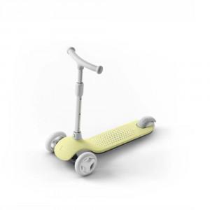 Детский самокат Xiaomi Mi rabbit children's scooter (HBC01YM) (Желтый)