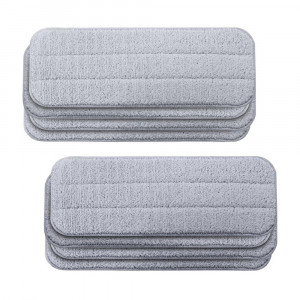 Сменные тряпки для швабры Xiaomi Deerma Water Spray Mop (8 шт)