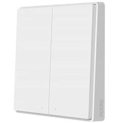 Беспроводной выключатель Xiaomi Aqara Wall Wireless Switch Double D1 (WXKG07LM) (Белый)