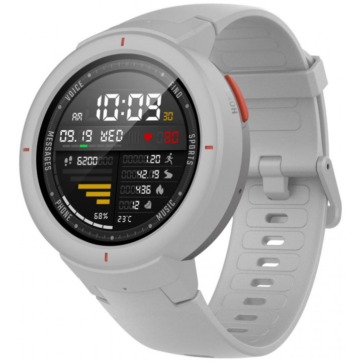 Умные часы Xiaomi Amazfit Verge International Version (A1811) (Серый)