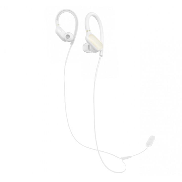 Беспроводные наушники Xiaomi Mi Sport Bluetooth Mini (Белый)