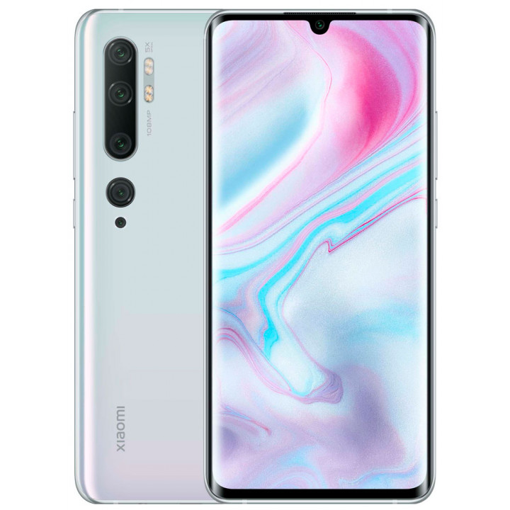 Xiaomi Mi Note 10 6/128Gb Global Version (Белый)
