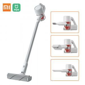 Беспроводной ручной пылесос Xiaomi (Mijia) Handheld Wireless Vacuum Cleaner (CN) (SCWXCQ01RR) (Белый)