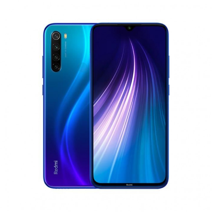 Xiaomi Redmi Note 8 4/128Gb Global Version (Синий)