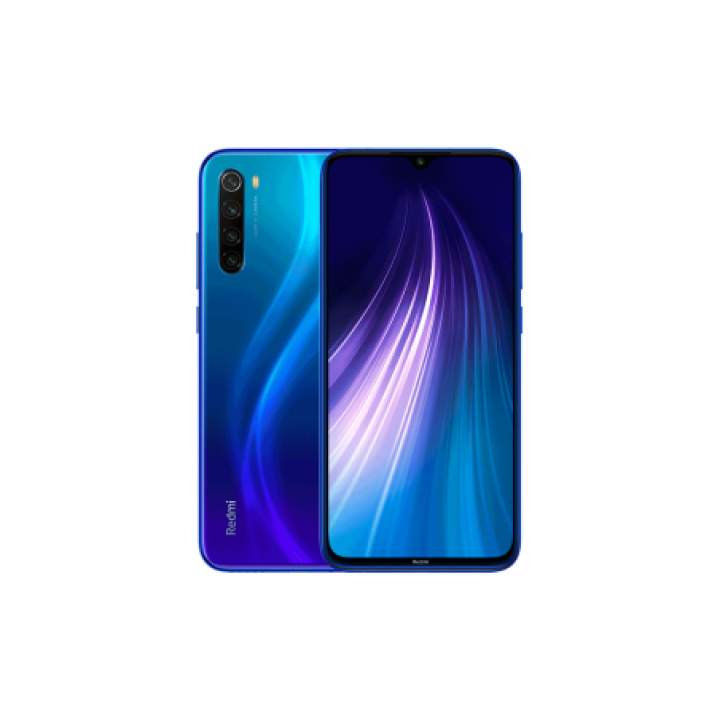 Xiaomi Redmi Note 8 4/64Gb Global Version (Синий)