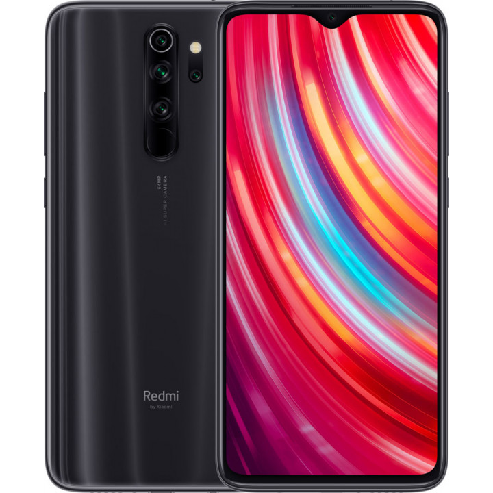 Xiaomi Redmi Note 8T 3/32Gb Global Version (Черный)