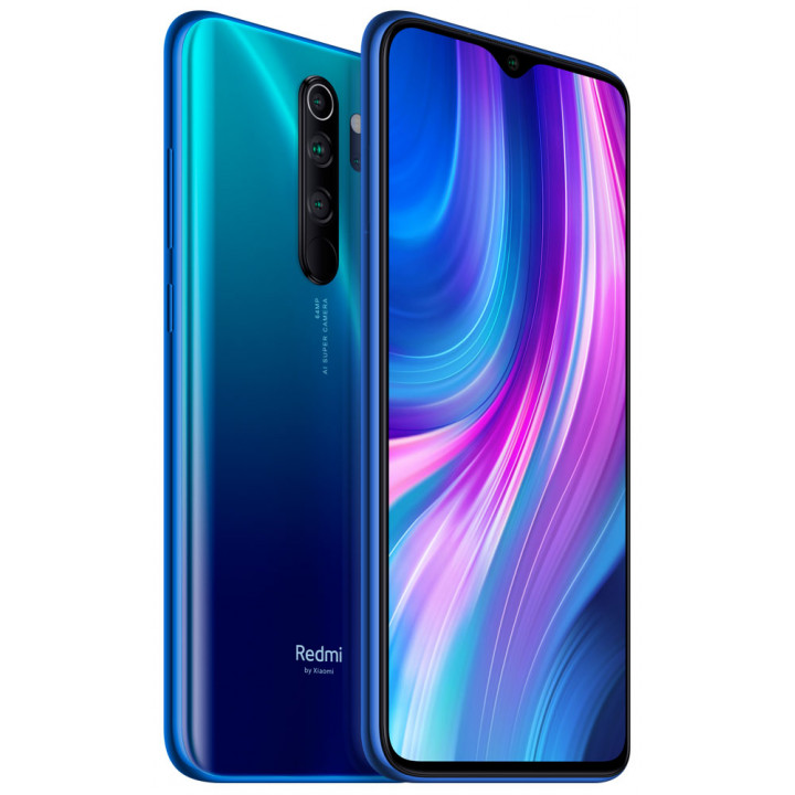 Xiaomi Redmi Note 8T 4/64Gb Global Version (Синий)