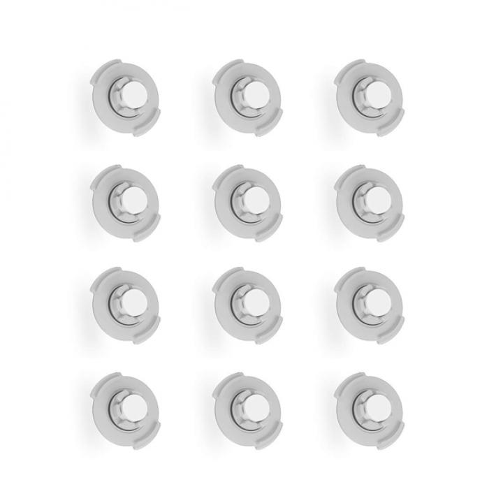 Прецизионный фильтр для робота-пылесоса Xiaomi Roborock (6 пар)