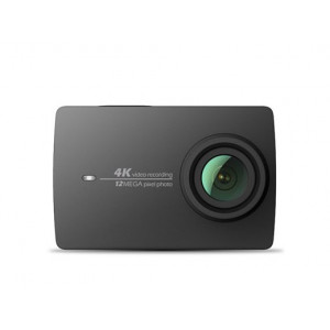 Экшн-камера Xiaomi Yi 4K Action Camera (Черная)