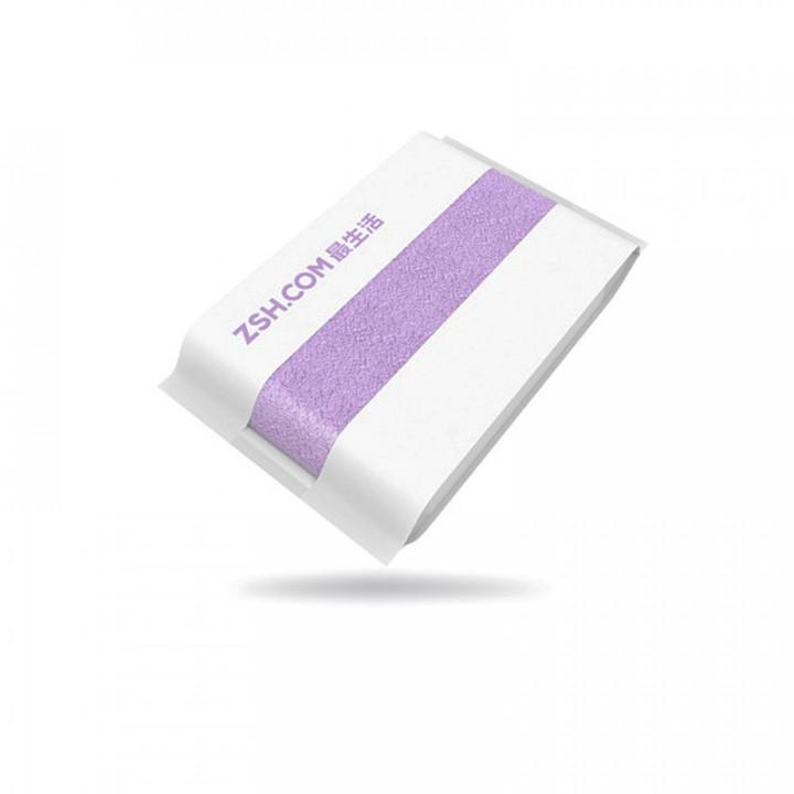 Полотенце Xiaomi ZHS 70см-140см (Фиолетовый)