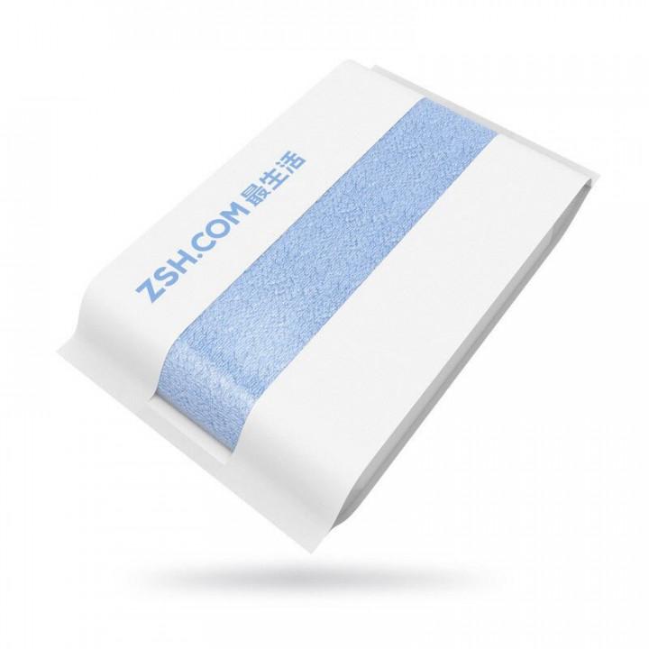 Полотенце Xiaomi ZHS 70см-140см (Синий)