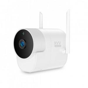 Уличная IP-камера видеонаблюдения Xiaomi Xiaovv Smart Camera 1080P (CN) (XVV-1120S-B1) (Белый)