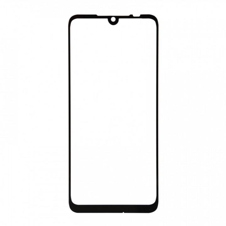 Защитное стекло Xiaomi Redmi Note 8 (Черное)