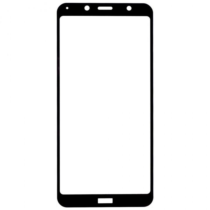Защитное стекло AUZER Xiaomi Redmi 7A (Черное)