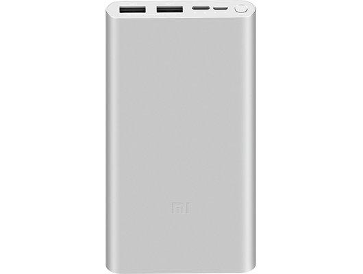 Фото - Внешний аккумулятор Xiaomi Power Bank 3