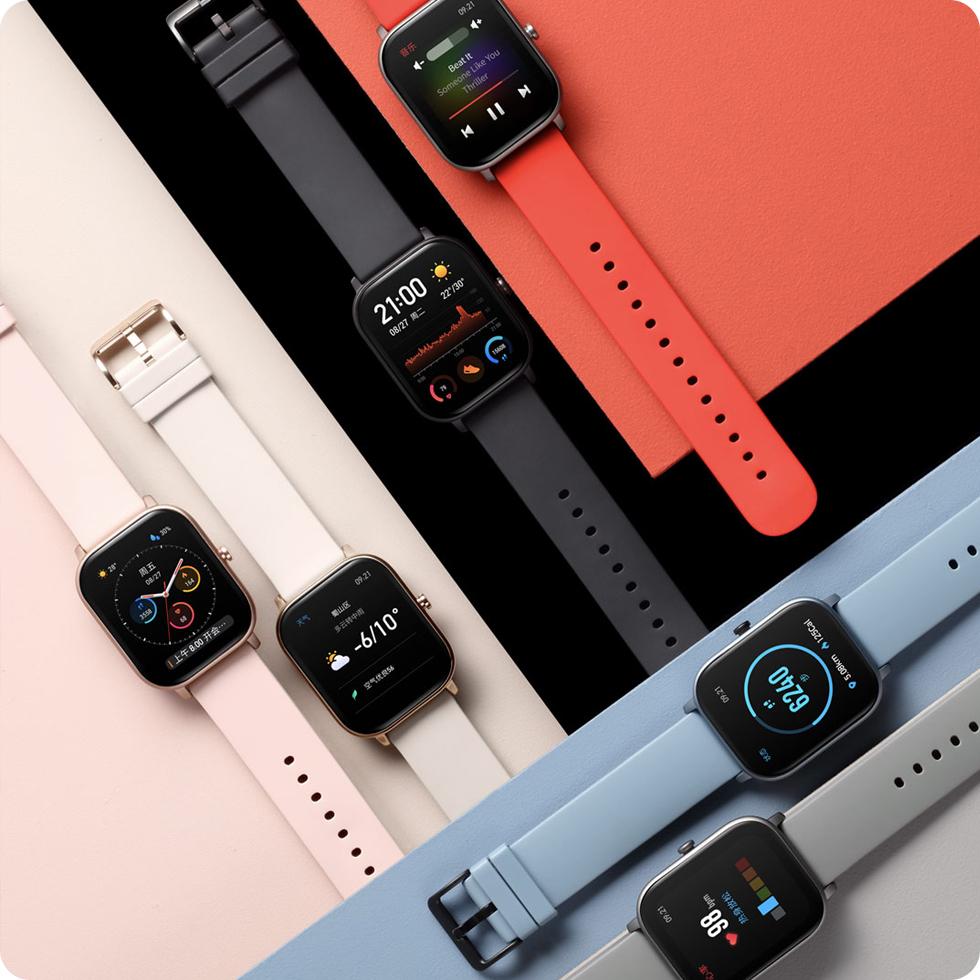 Изображение - Умные часы Xiaomi Amazfit GTS Smart Watch
