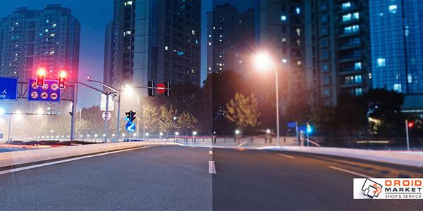 Картинка - съемка видеорегистратора Xiaomi 70 Minutes Car