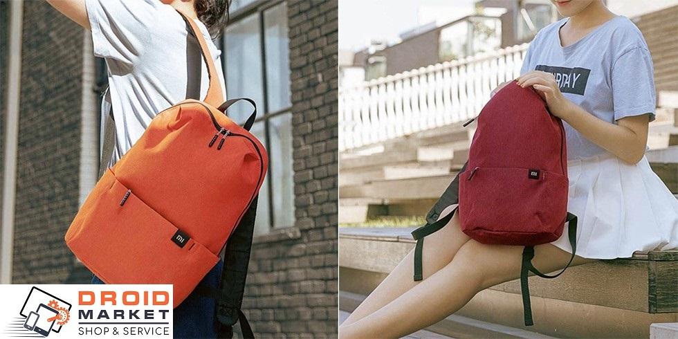 Изображение - Рюкзак Xiaomi Mi Colorful Small Backpack