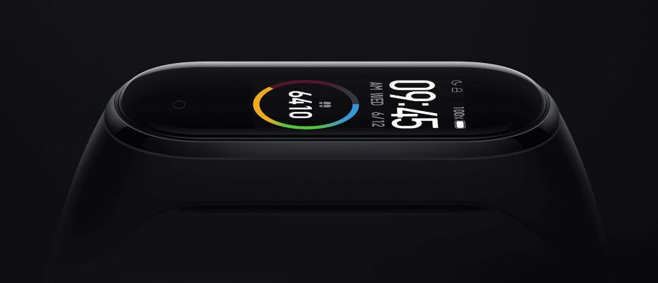 Photo - Фитнес-браслет Xiaomi Mi Smart Band 4 NFC