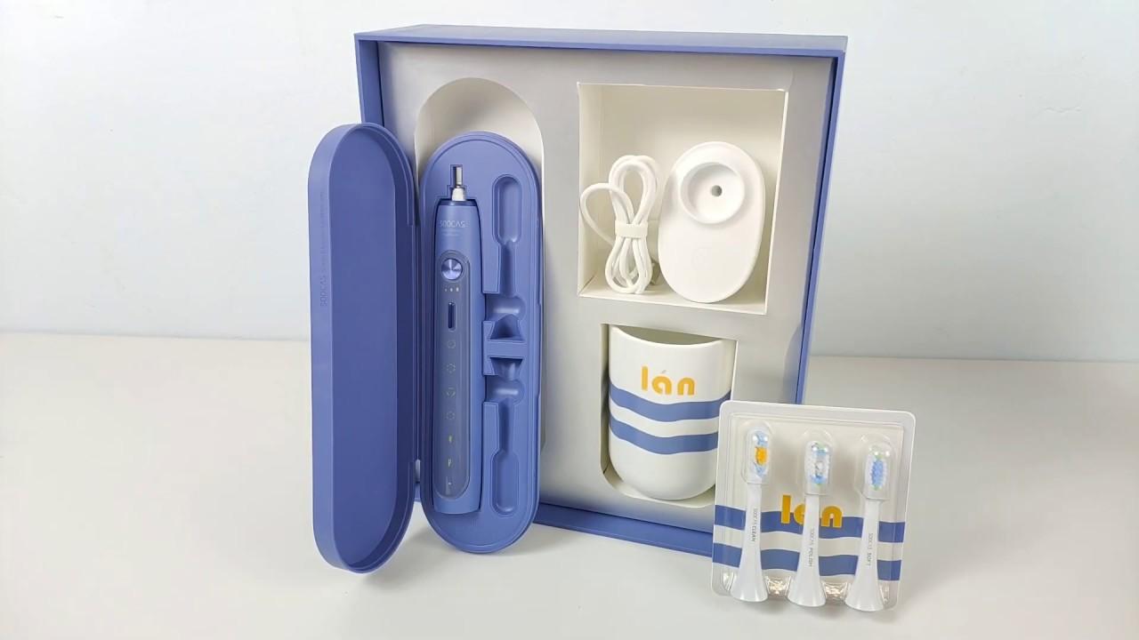 photo - Зубная электрощетка Xiaomi Soocas X5 Sonic Electric Toothbrus