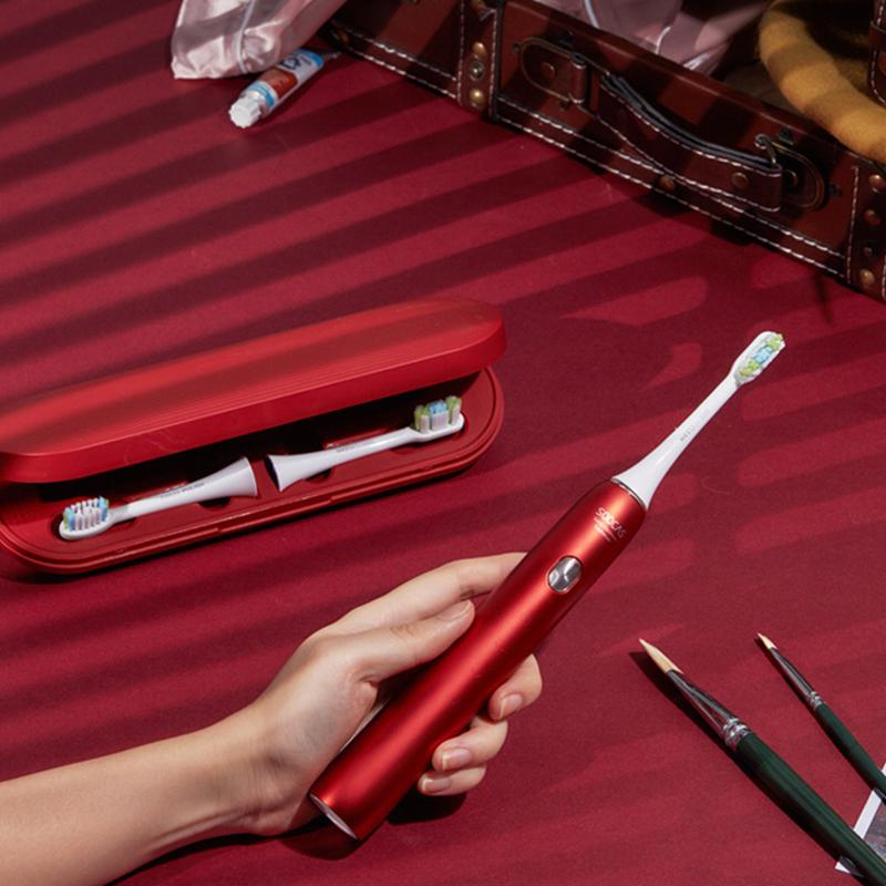 photo - Электрическая зубная щетка Xiaomi Soocas X3U Van Gogh Museum Design