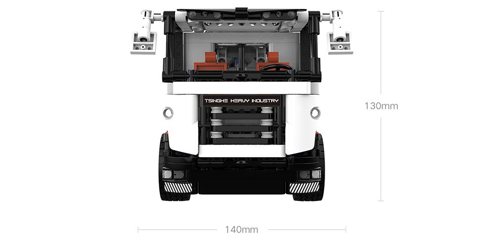 Изображение - Конструктор Xiaomi Mi Building Blocks Engineering Mixer