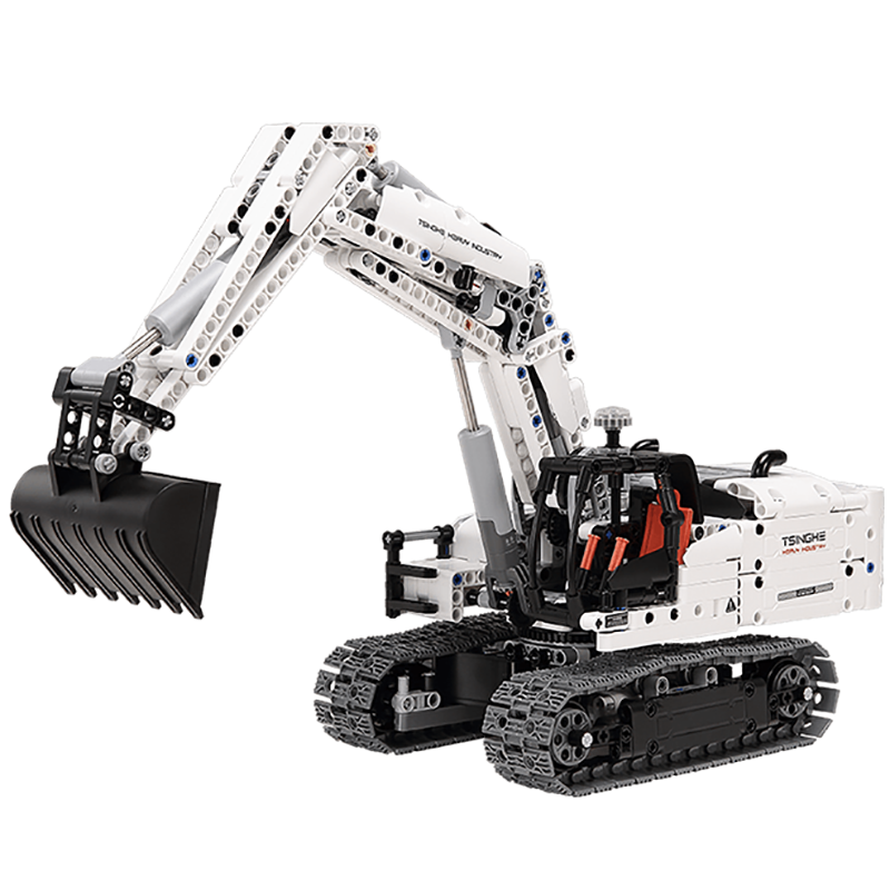 Изображение - Конструктор Xiaomi Mi Building Blocks Engineering Excavator